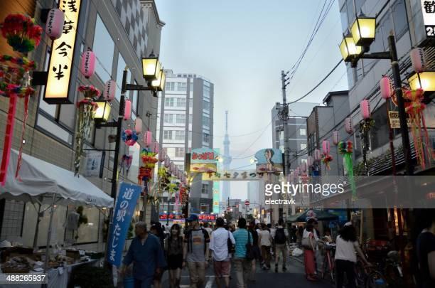 festival tanabata - festival tanabata foto e immagini stock