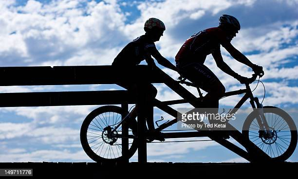Tandem cyclocross