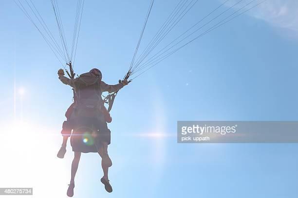 Tandem Paraglide