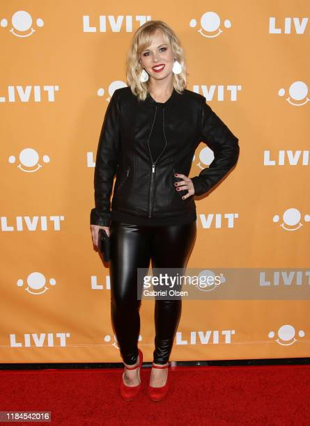 Taneelynn attends Trip 'R' Treat with LIVIT LA's Largest Live Streaming Competition on October 30 2019 in Hollywood California