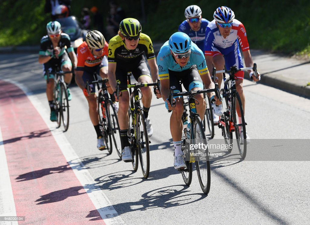 82nd La Fleche Wallonne 2018 / Men