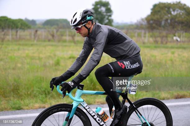 Tanel Kangert of Estonia and Team BikeExchange during the 104th Giro d'Italia 2021, Stage 3 a 190km stage from Biella to Canale / @girodiitalia /...