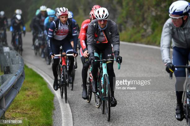 Tanel Kangert of Estonia and Team BikeExchange during the 104th Giro d'Italia 2021, Stage 16 a 153km stage shortened due to bad weather conditions...
