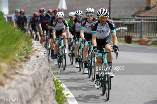 Tanel Kangert of Estonia and Team BikeExchange during the 44th Tour of the Alps 2021, Stage 4 a 168,6 to stage from Naturns to Valle del Chiese -...