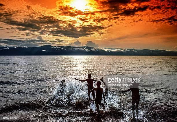 Tanganyika Lake, Burundi, Africa