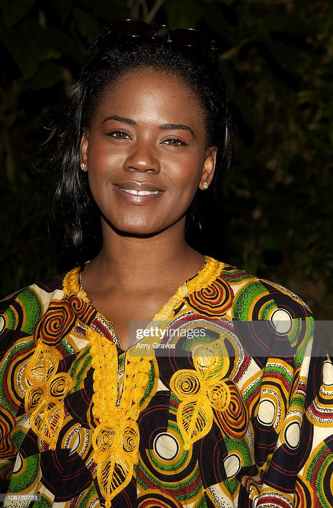 Tangi Miller during Charles Worthington Golden Globes Suite - Day Three at Private Residence in West Hollywood, California, United States.
