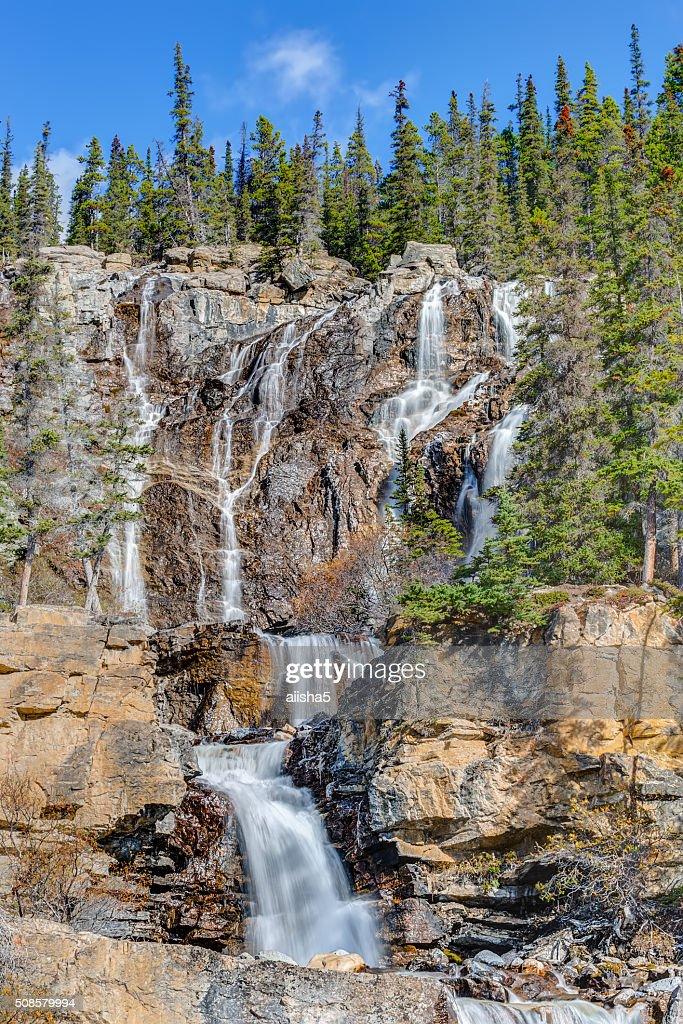 Tangle Creek Fall : Stock Photo
