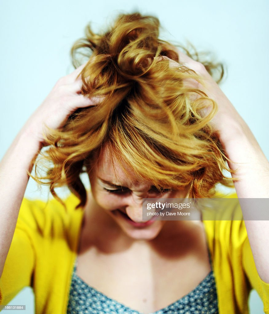 Tangled! : Stock Photo