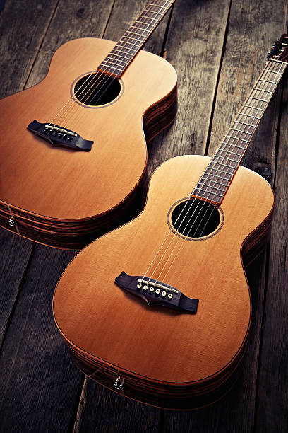 Acoustic Guitar Product Shoots