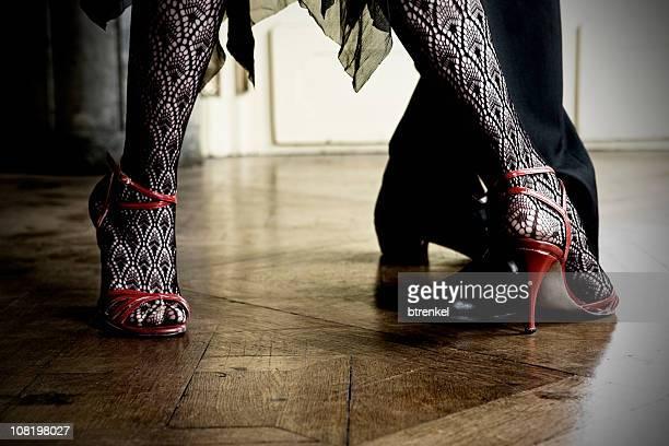 tango-argentinien - tango tanz stock-fotos und bilder