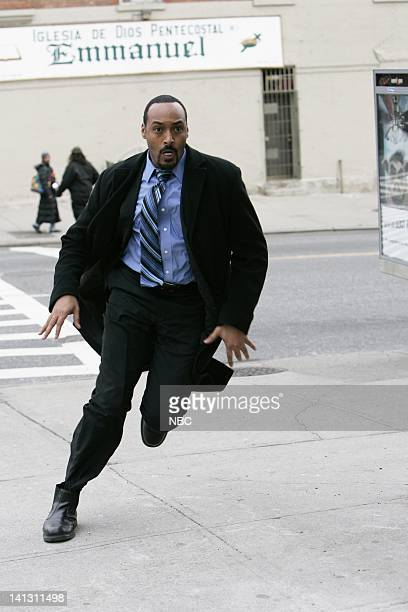 LAW ORDER 'Tango' Episode 1813 Pictured Jesse L Martin as Detective Ed Green NBC Photo Will Hart