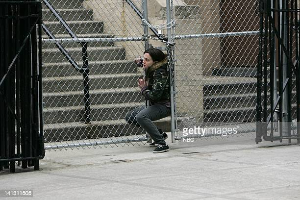 LAW ORDER 'Tango' Episode 1813 Pictured Maria Dizzia as Sugar / Melinda Whitman NBC Photo Will Hart