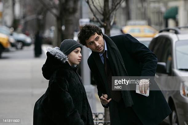 LAW ORDER 'Tango' Episode 1813 Pictured Unknown Jeremy Sisto as Detective Cyrus Lupo NBC Photo Will Hart