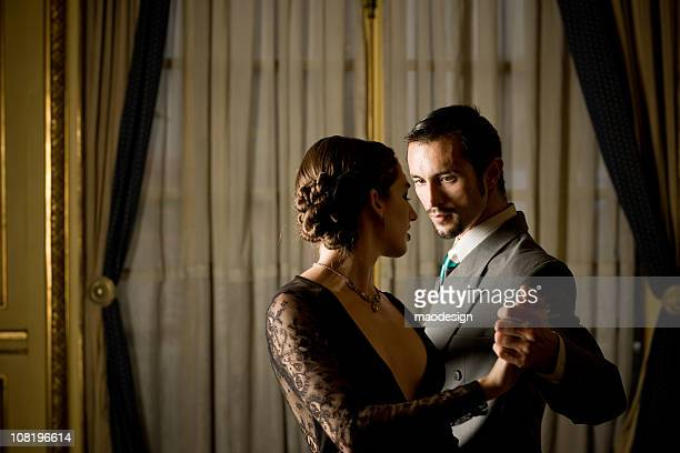 tango - men wearing dresses stock photos and pictures