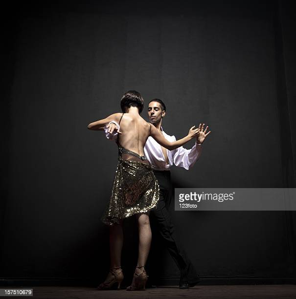 tango - tango dance stock photos and pictures