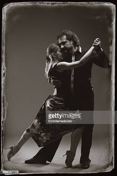 Tango-the seduction dance