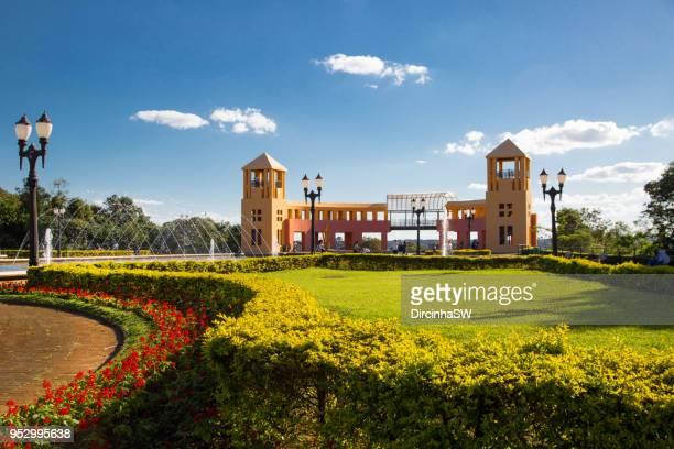 tangua park, curitiba, parana, brazil - curitiba stock pictures, royalty-free photos & images