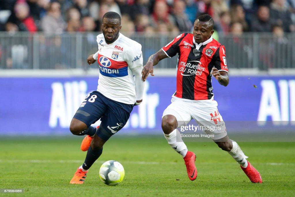 OGC Nice v Olympique Lyonnais - Ligue 1