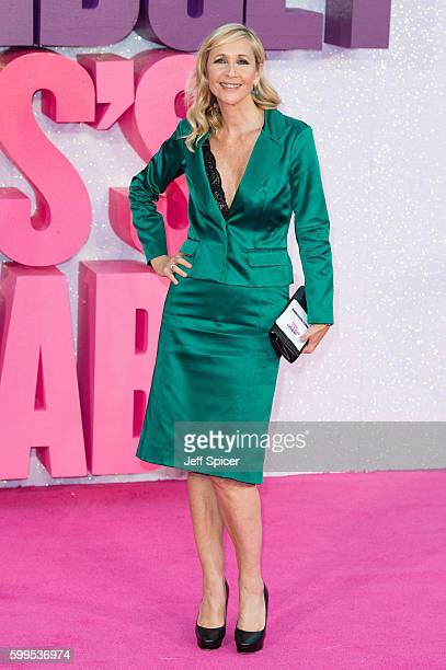 Tania Bryer arrives for the World premiere of 'Bridget Jones's Baby' at Odeon Leicester Square on September 5 2016 in London England