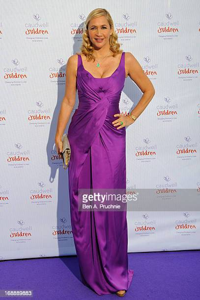 Tania Bryer attends The Butterfly Ball A Sensory Experience in aid of the Caudwell Children's charity at Battersea Evolution on May 16 2013 in London...