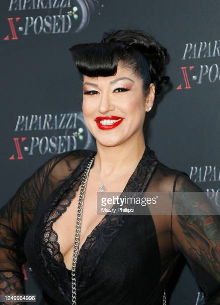 Tania Estrada attends the Premiere of Paparazzi XPosed on June 15 2020 in Los Angeles California