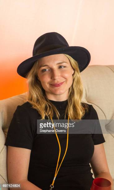 Tania Nolan attends the Women Filmmakers Event during 2017 Los Angeles Film Festival at Festival Lounge on June 16 2017 in Culver City California