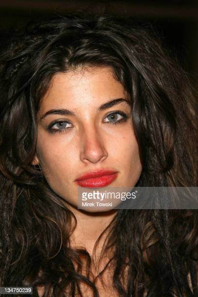 Tania Raymonde during Adam and Steve Hollywood Premiere Arrivals at Arclight Cinemas in Hollywood United States