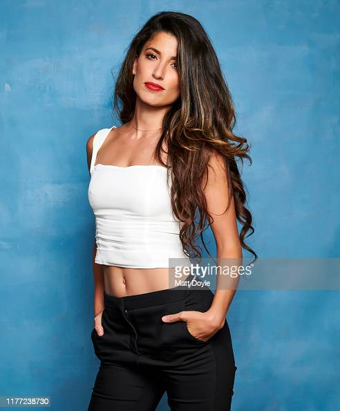 Tania Raymonde of Goliath poses for a portrait during the