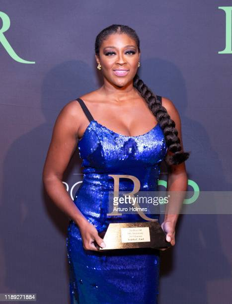 Tanisha C Ford attends 2019 ROOT 100 Gala at The Angel Orensanz Foundation on November 21 2019 in New York City