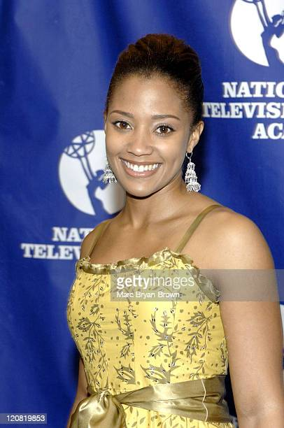 Tanisha Lynn of All My Children during The 32nd Annual Creative Craft Daytime Emmy Awards at Mariott Marquis Hotel in New York City, New York, United...