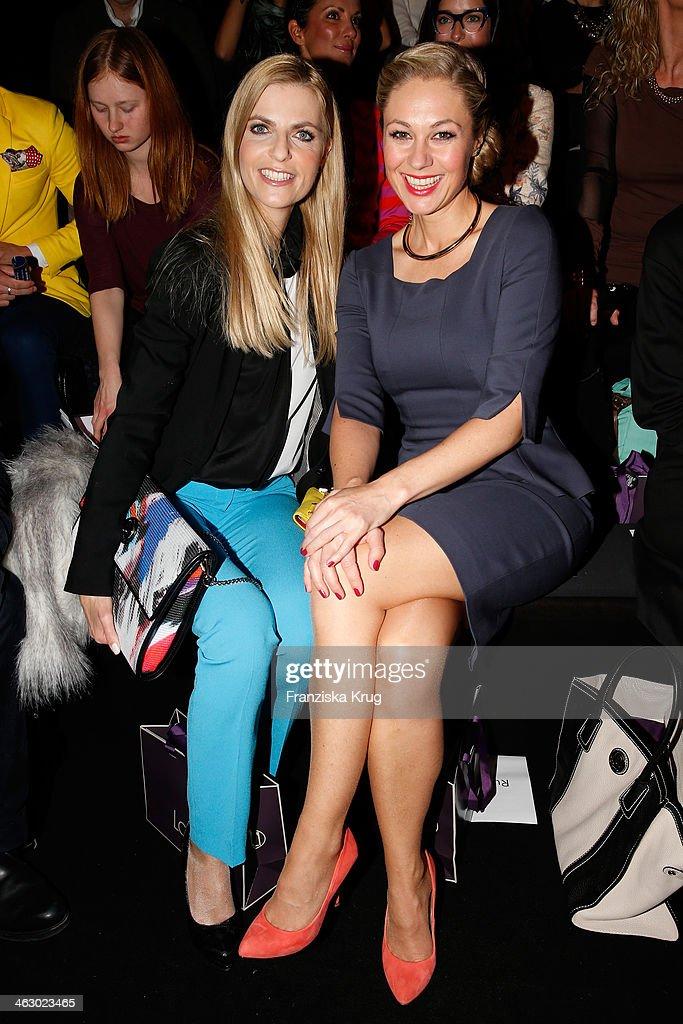 Laurel Arrivals - Mercedes-Benz Fashion Week Autumn/Winter 2014/15 : News Photo