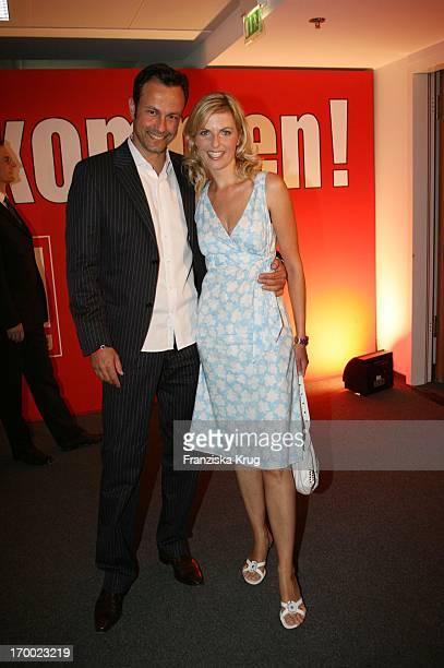 "Tanja Buelter at The Premiere of ""Basic Instinct 2"" in Cinestar in Berlin 220306."