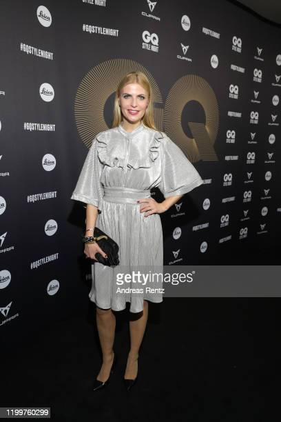 Tanja Buelter attends the GQ Style Night during Berlin Fashion Week Autumn/Winter 2020 at BRICKS Berlin on January 15 2020 in Berlin Germany