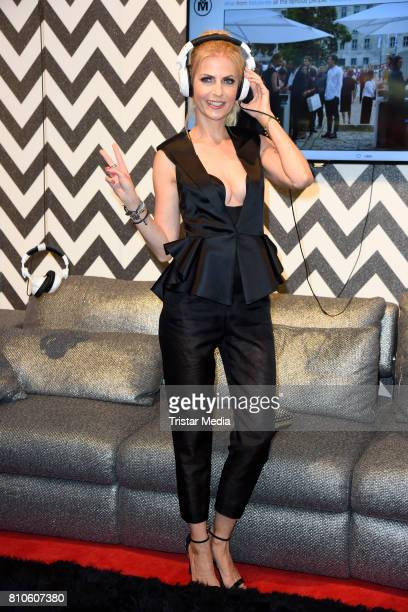 Tanja Buelter attends the MICHALSKY StyleNite during the MercedesBenz Fashion Week Berlin Spring/Summer 2018 at eWerk on July 7 2017 in Berlin Germany
