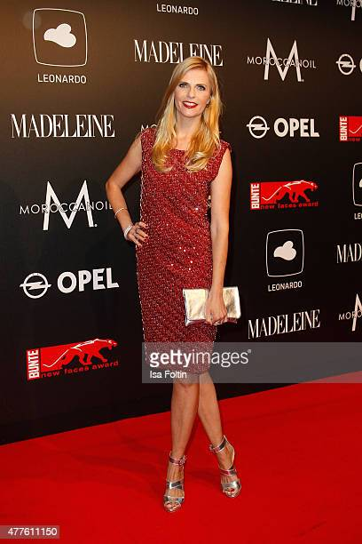 Tanja Buelter attends the New Faces Award Film 2015 at ewerk on June 18 2015 in Berlin Germany
