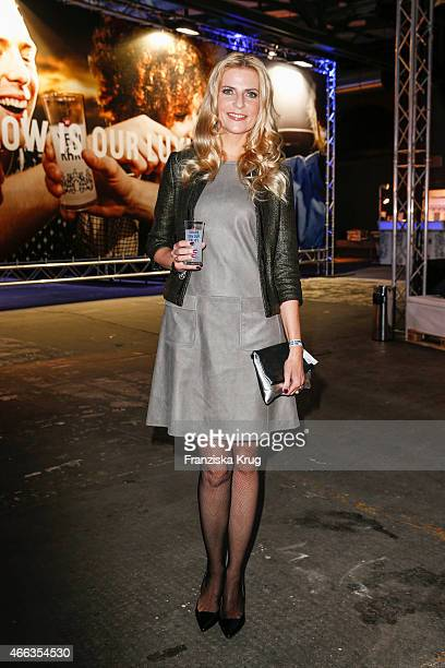 Tanja Buelter attends the Spirit of Istanbul by Yeni Raki on March 14 2015 in Berlin Germany