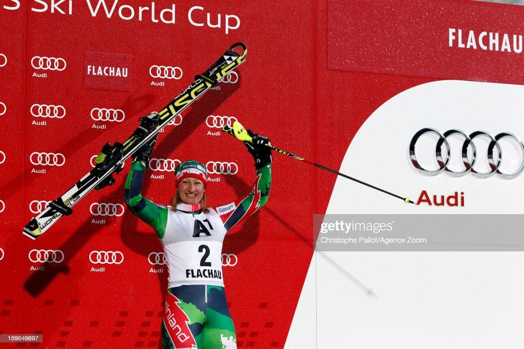 Audi FIS World Cup - Women's Slalom : News Photo