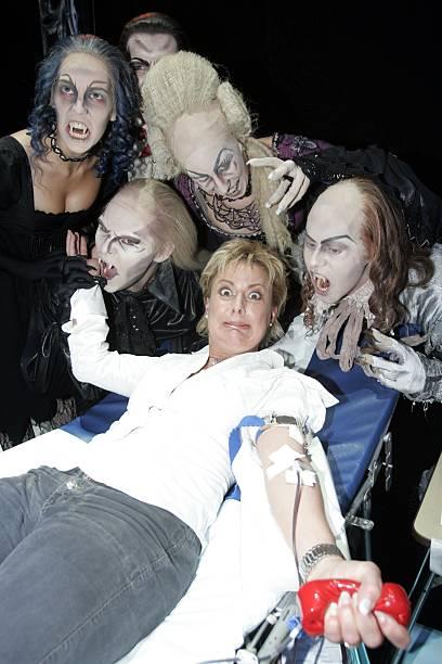 Tanja Schumann Schauspielerin D Bei Tanz Der Vampire Pictures