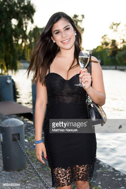 Tanja Tischewitsch attends the Summer Party of the German Producers Alliance on June 7 2018 in Berlin Germany