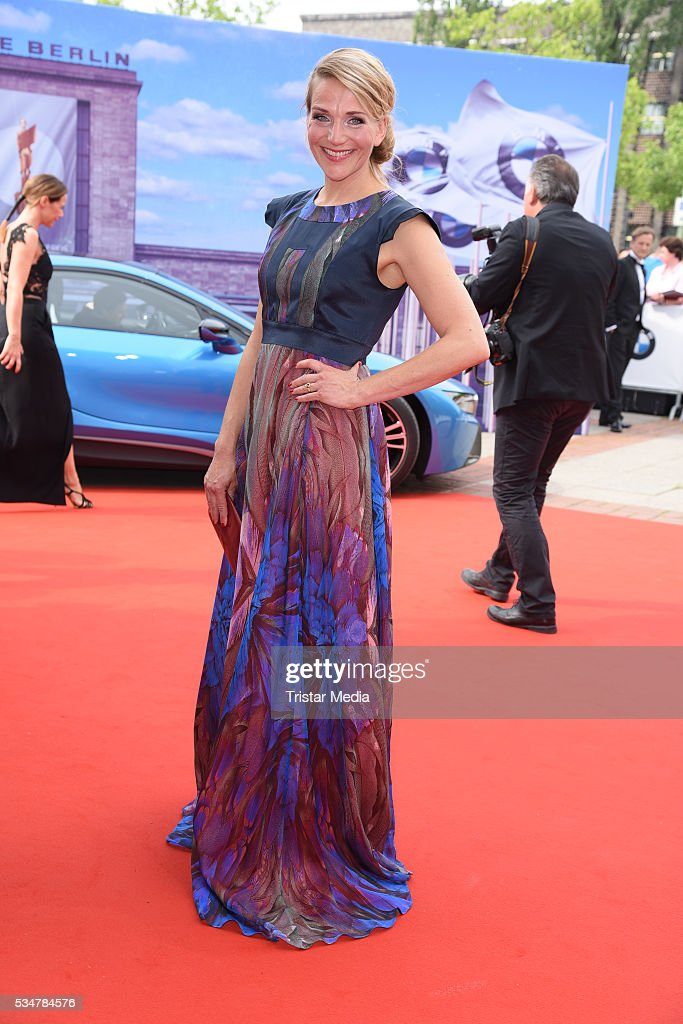 Tanja Wedhorn attends the Lola - German Film Award 2016