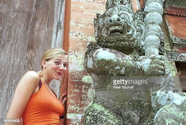 Tanja Wedhorn InselBali/Indonesien/Asien TempelanlageSkulpturen