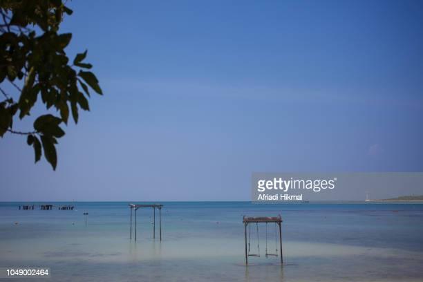 Tanjung Lesung Beach