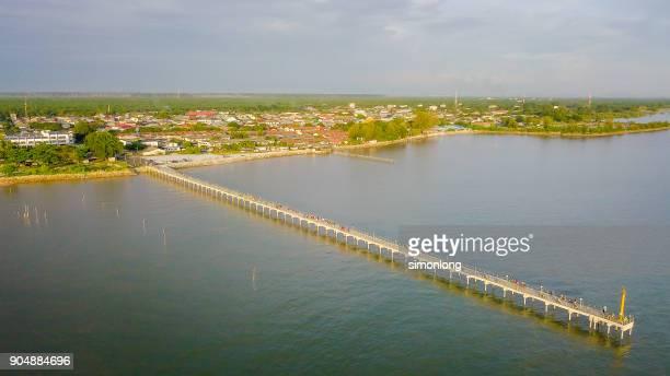 Tanjung Sepat Bridge , Malaysia