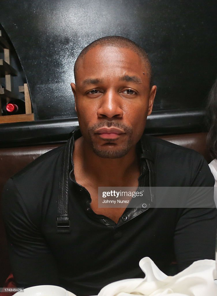 Tank attends TGT's '3 Kings' Listening & Intimate Dinner at Philippe Restaurant on July 23, 2013 in New York City.