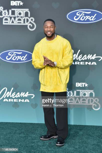 Tank attends the Soul Train Music Awards on November 17 2019 in Las Vegas Nevada