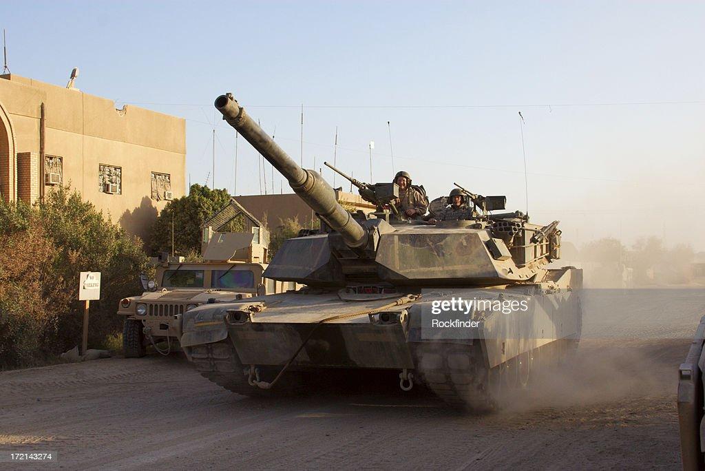 Tank Crew : Stock Photo