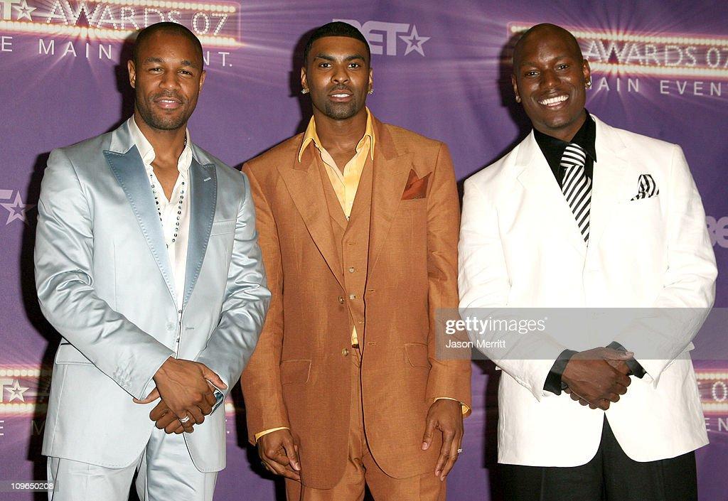 BET Awards 2007 - Press Room : News Photo