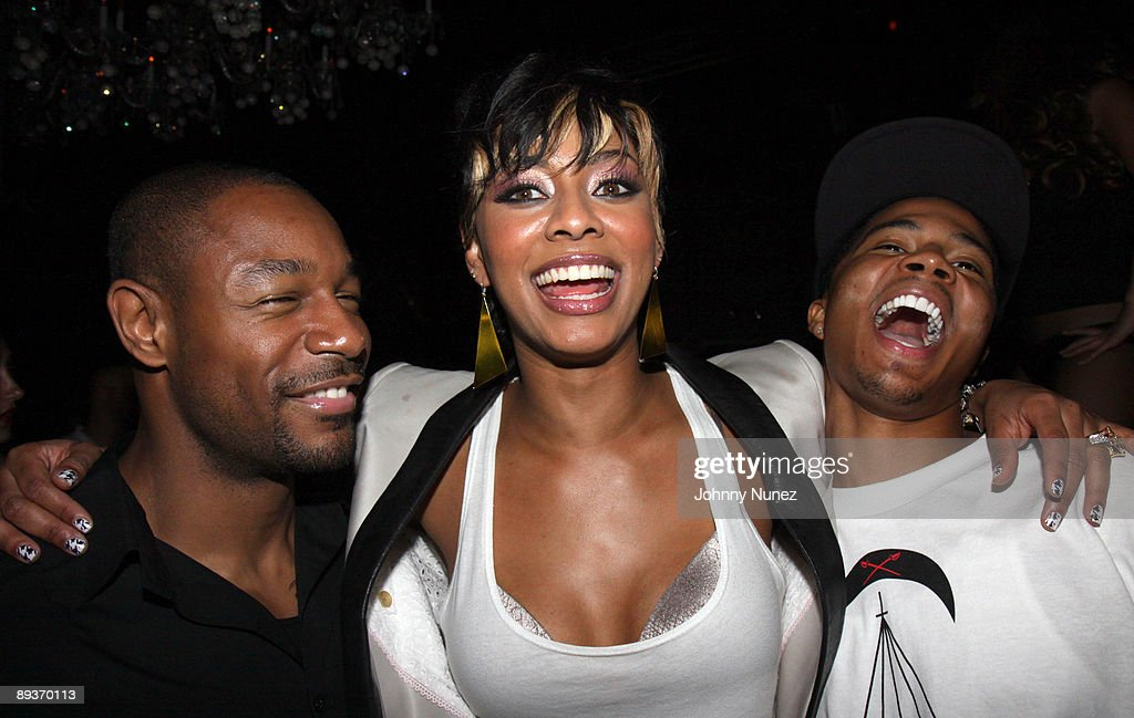 Schön Tank, Keri Hilson, And J. Valentine Attend The After Party For The Screening