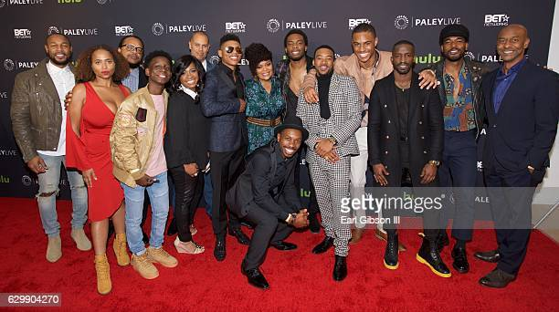 Tank Lisa Nicole Carson Chris Robinson Tyler Williams Sandi McCredd Jesse Collins Bryshere Y Gray Yvette Nicole Brown Woody McClain Algee Smith...