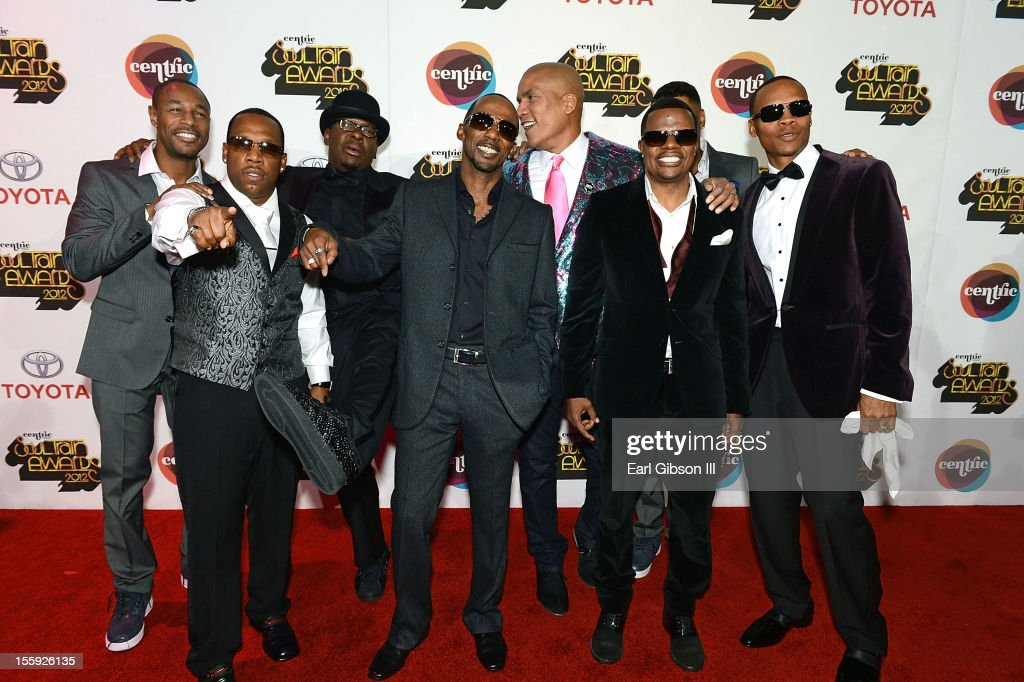 Soul Train Awards 2012 - Red Carpet By Toyota : News Photo